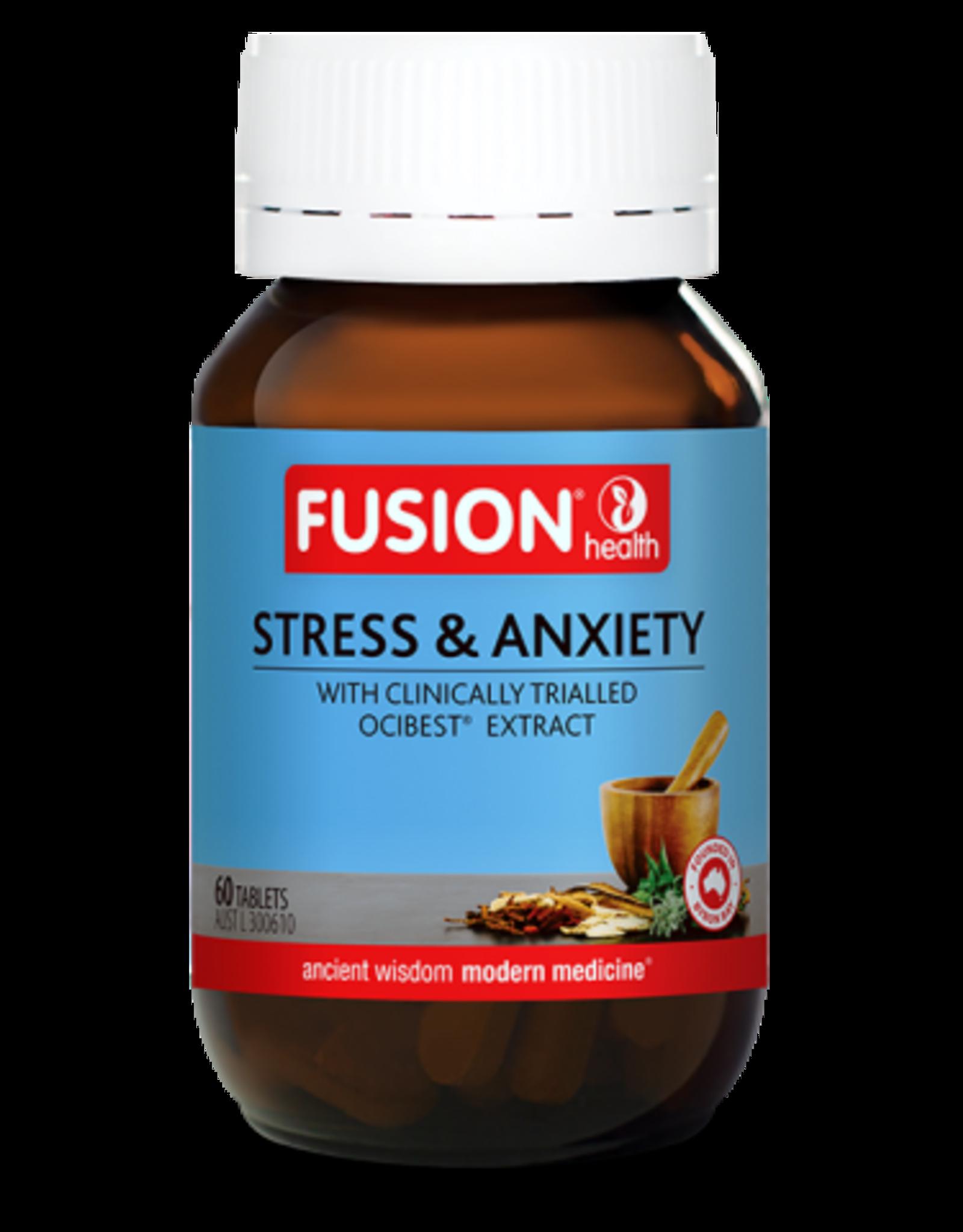 Fusion Stress & Anxiety