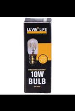 Luvin Life Himalayan Salt Lamp Bulb 10 Watt