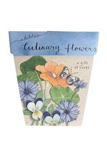 Sow 'N Sow Gift of Seeds - Culinary Flowers