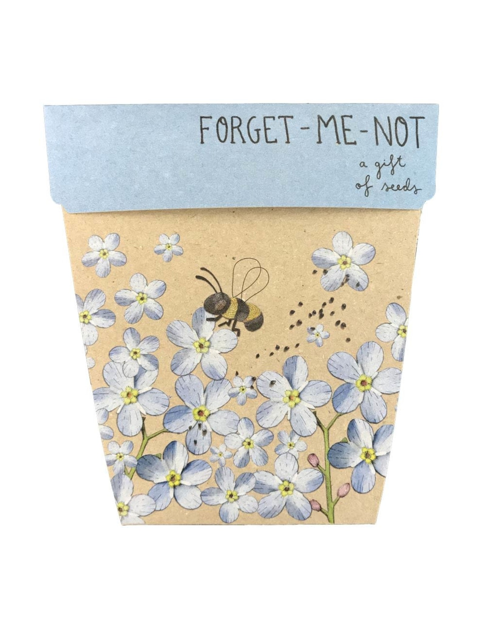 Sow 'N Sow Gift of Seeds - Forget Me Nots