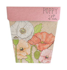 Sow 'N Sow Gift of Seeds - Poppy