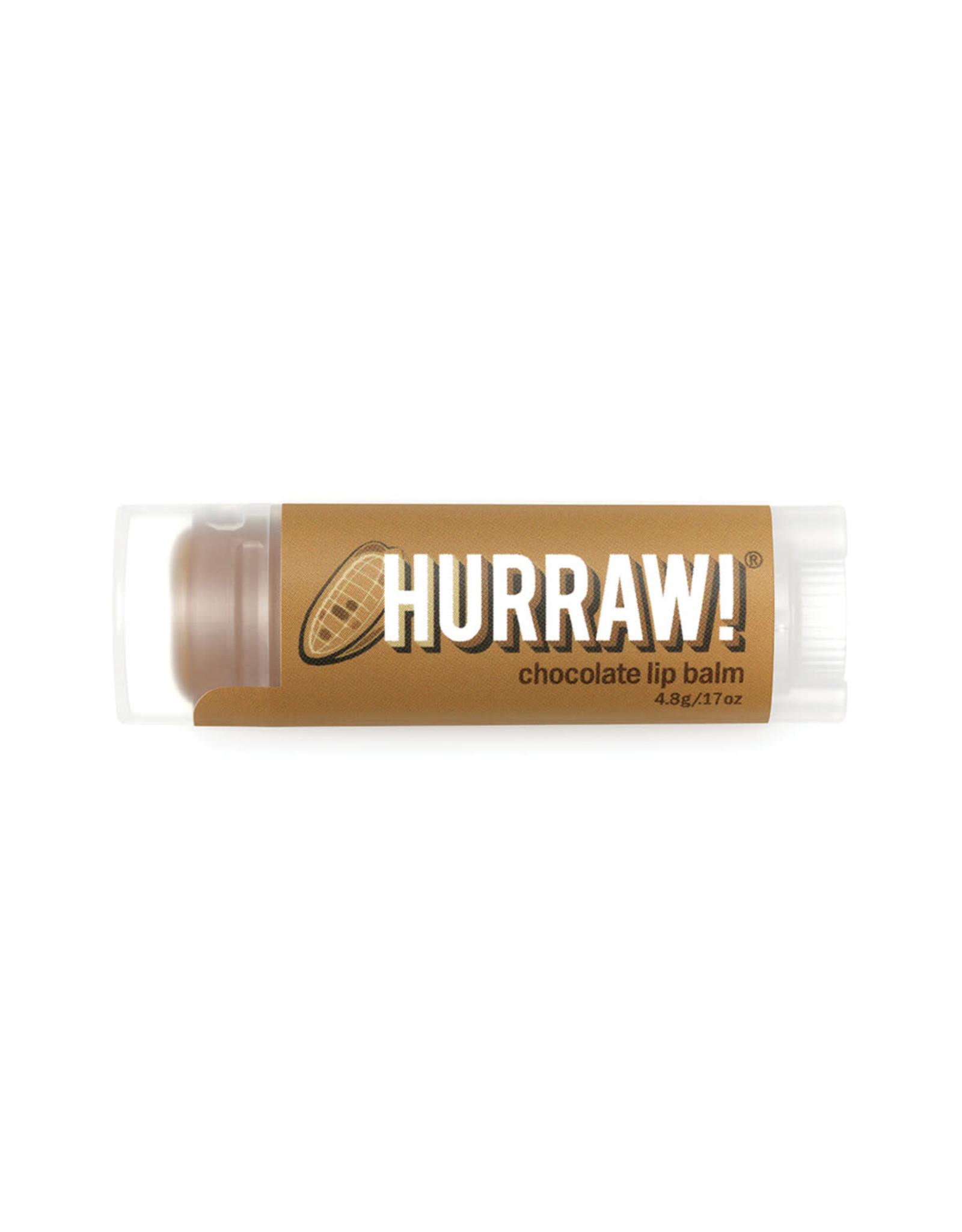 Hurraw! Lip Balm Chocolate 4.3g