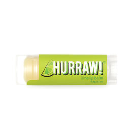 Hurraw! Lip Balm Lime 4.3g