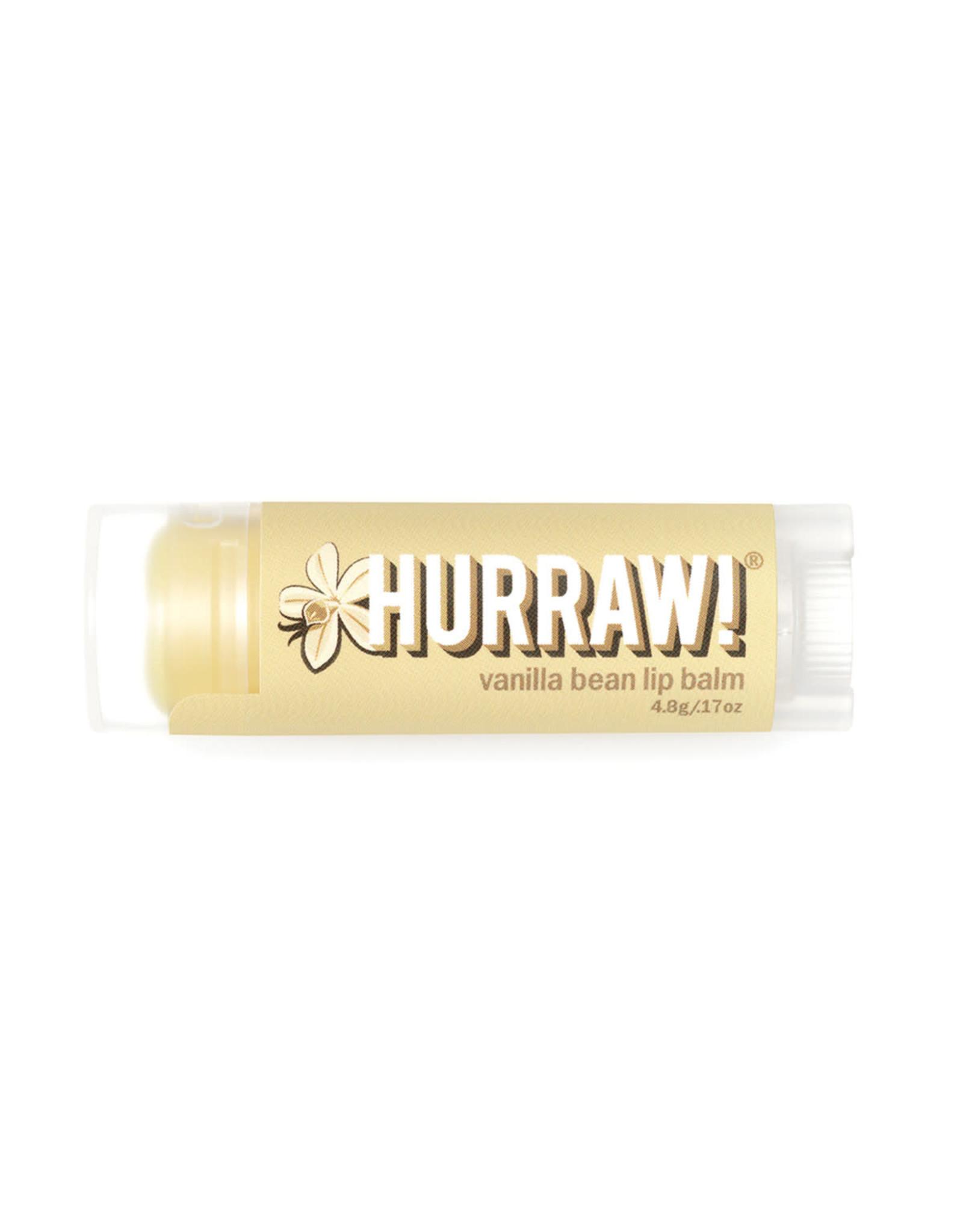 Hurraw! Lip Balm Vanilla 4.3g