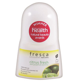 Fresca Natural Deodorant Citrus Fresh 50ml