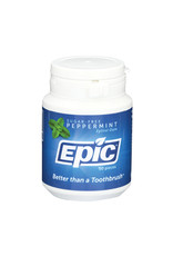 Epic Dental Gum Peppermint 50pc Tub