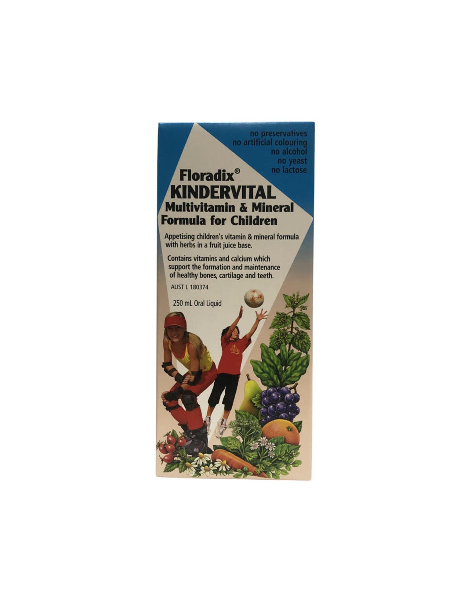 Floradix Kindervital Multivitamin for Children 250ml