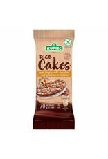 Kupiec Rice Cakes with Milk Chocolate & Salted Caramel - 70g