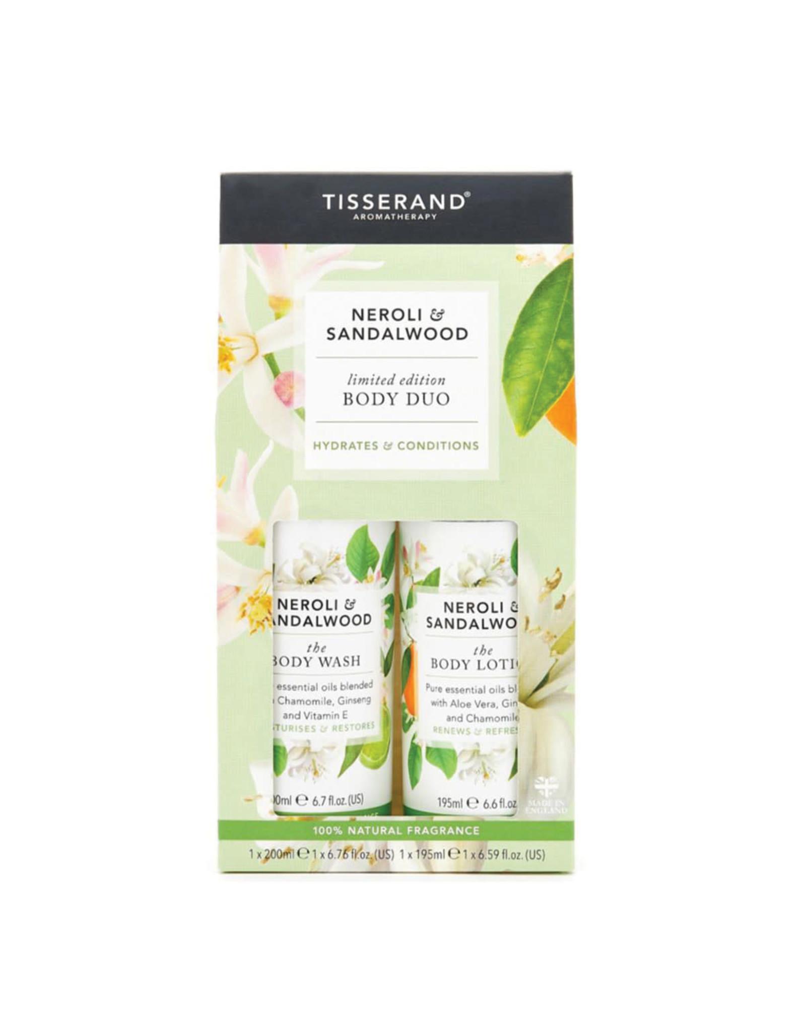 Tisserand Body Duo Neroli and Sandalwood Gift Pack