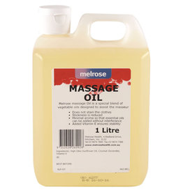 Melrose Massage Oil 1 Litre