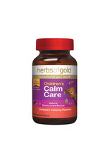 Herbs of Gold Children's Calm Care 60t Chewable