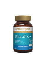 Herbs of Gold Ultra Zinc+ 60vc