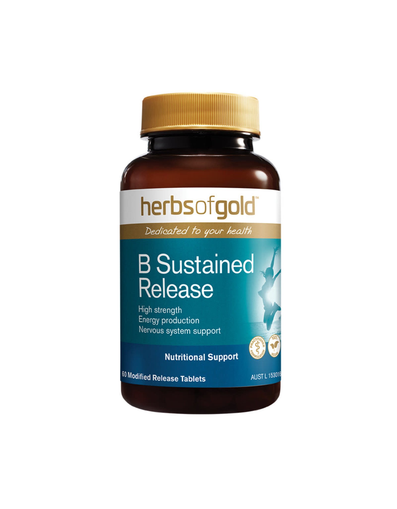 Herbs of Gold B Complete Sustained Release 60t