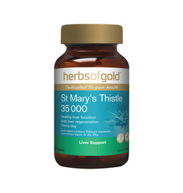 Herbs of Gold St Mary's Thistle 35,000 60t