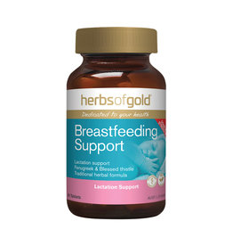 Herbs of Gold Breastfeeding Support 60t