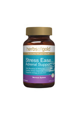 Herbs of Gold Stress Ease Adrenal Support 60t