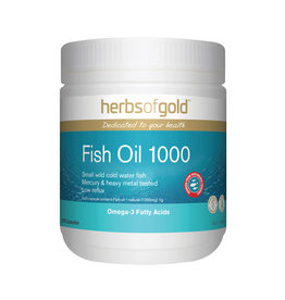 Herbs of Gold Fish Oil 200c