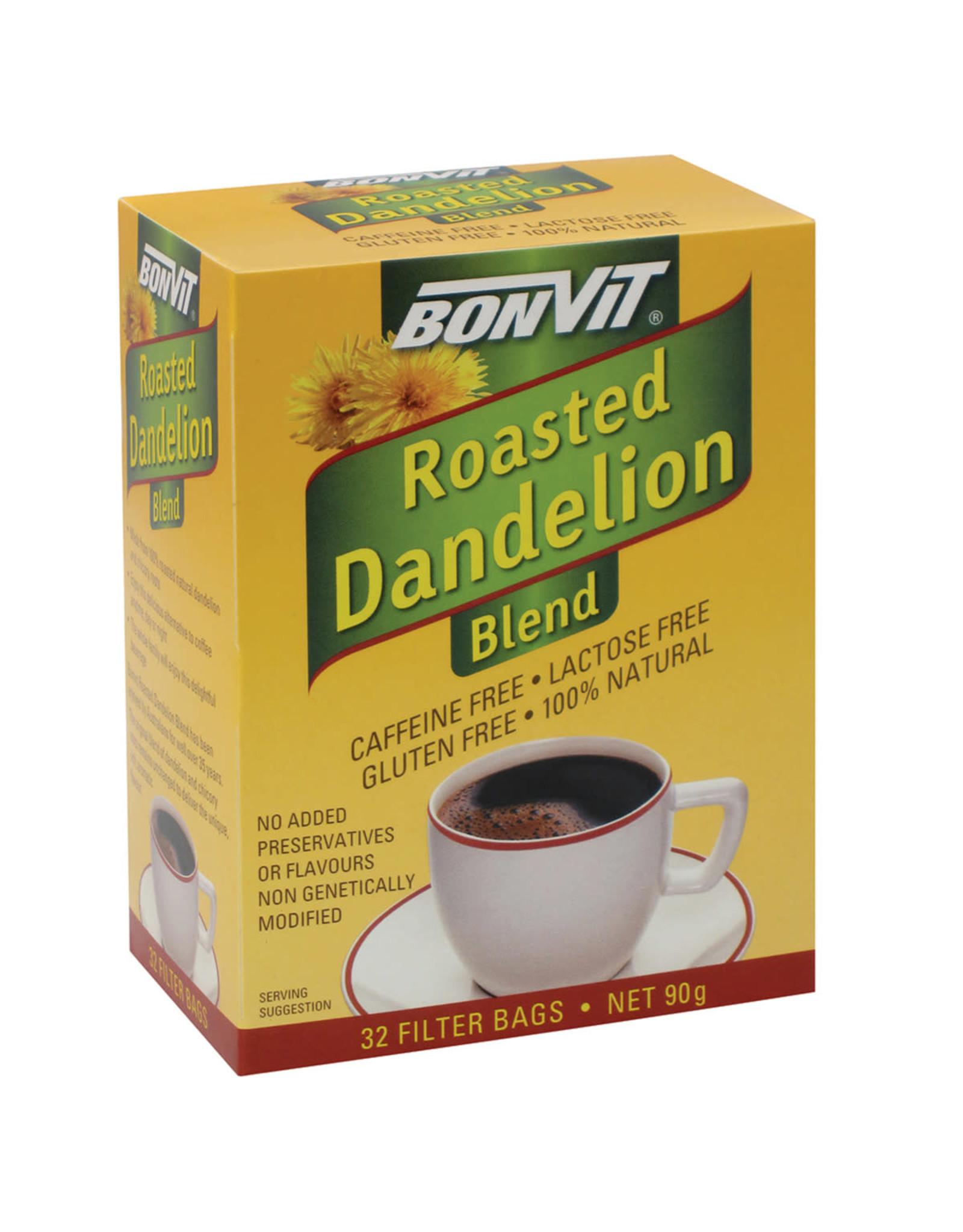 Bonvit Roasted Dandelion Blend Tea x 32 Filter Bags