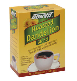 Bonvit Roasted Dandelion Blend Tea x 32 Filter Bags