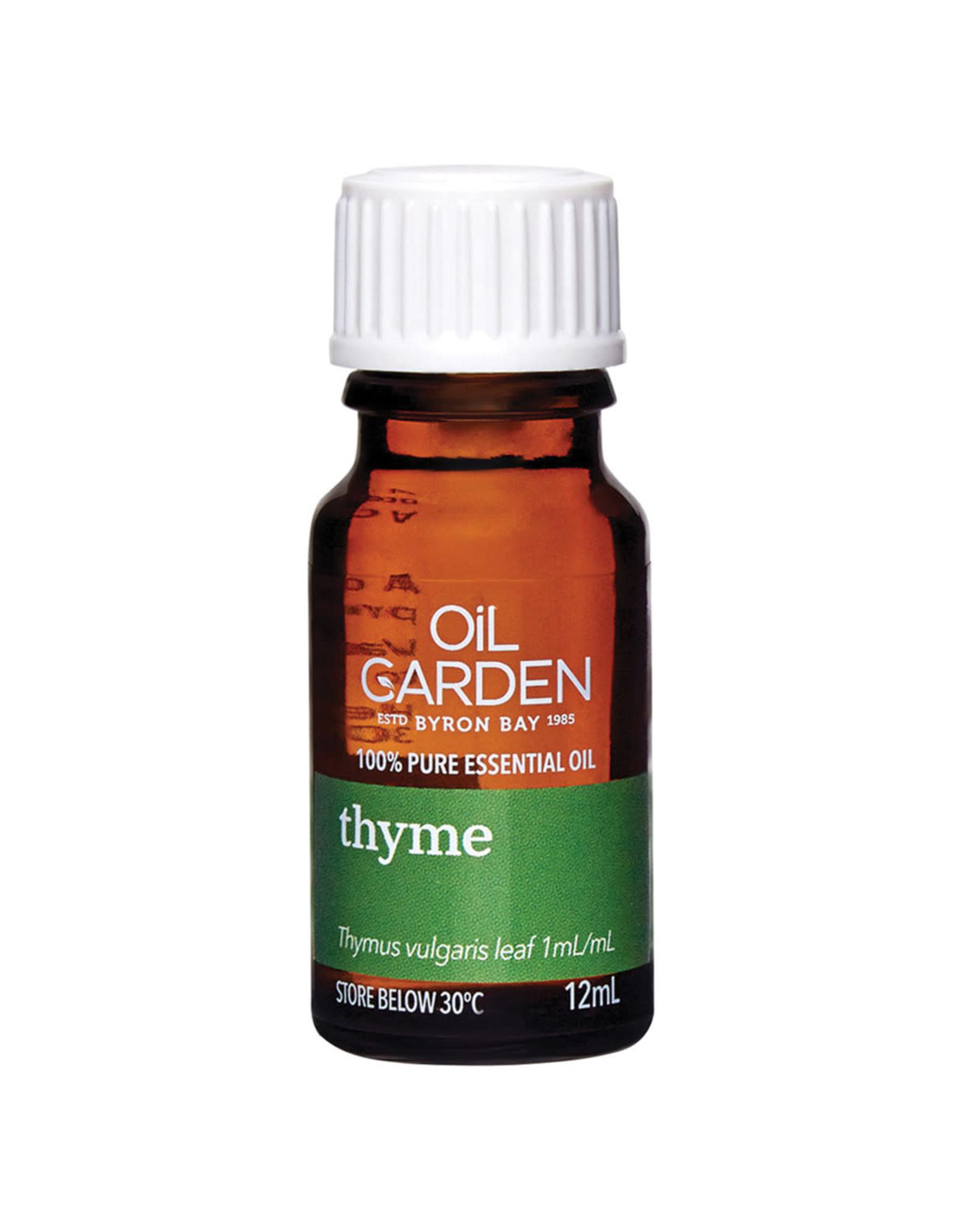 Oil Garden Thyme Oil 12ml