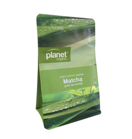 Planet Organic Matcha Green Tea Powder - Organic - 100g