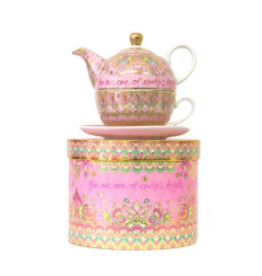 Intrinsic Beautiful Angel Tea For One Teapot