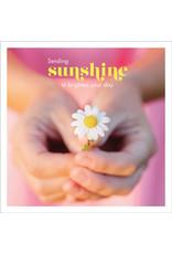 Affirmations Publishing House Greeting Card - Sunshine