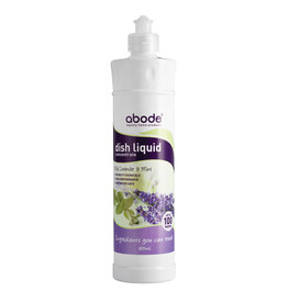 Abode Dishwashing Liquid Lavender and Mint 615ml