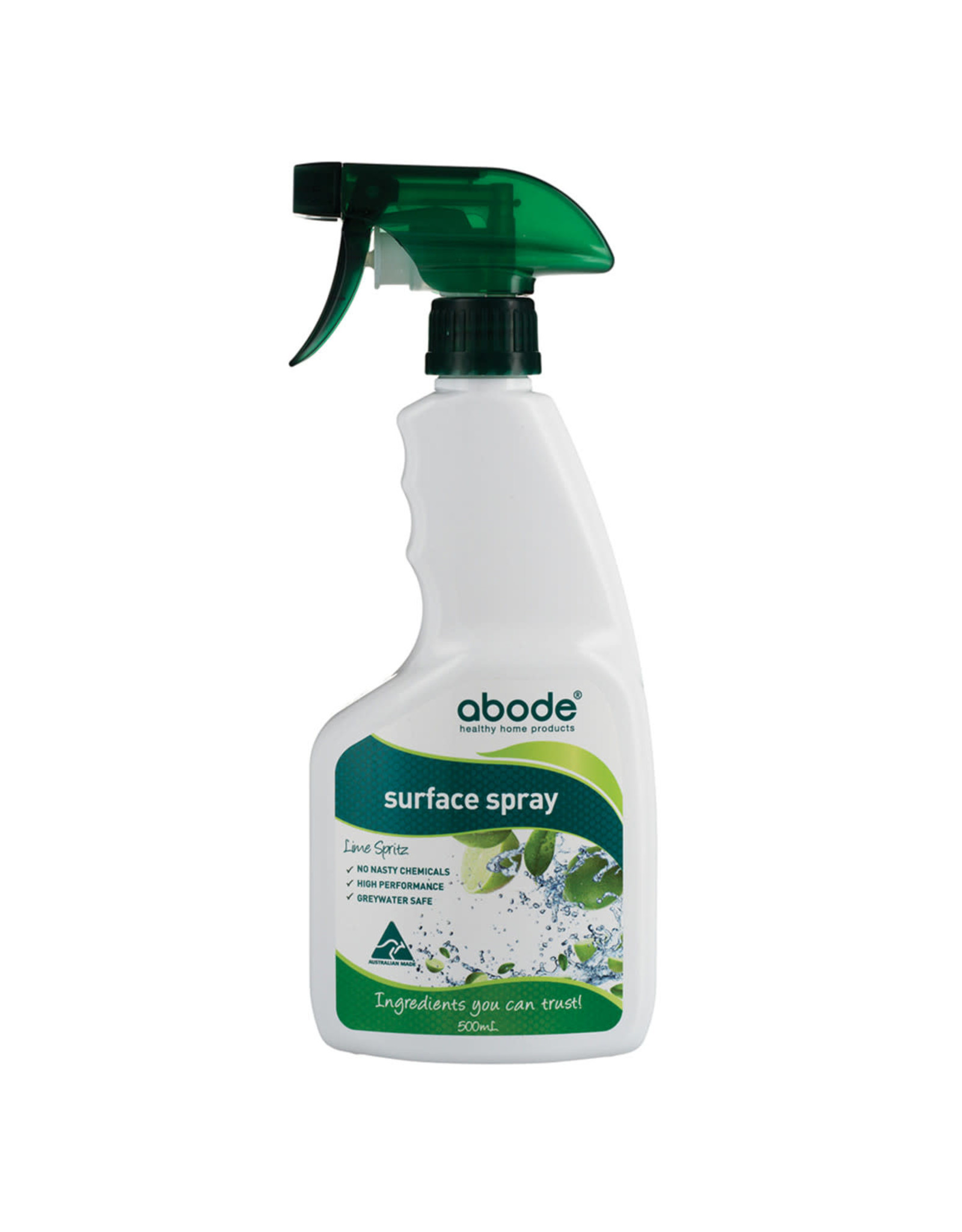 Abode Surface Cleaner Lime Spritz 500ml