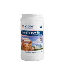Abode Abode Laundry Powder Zero (Front Top) 1kg