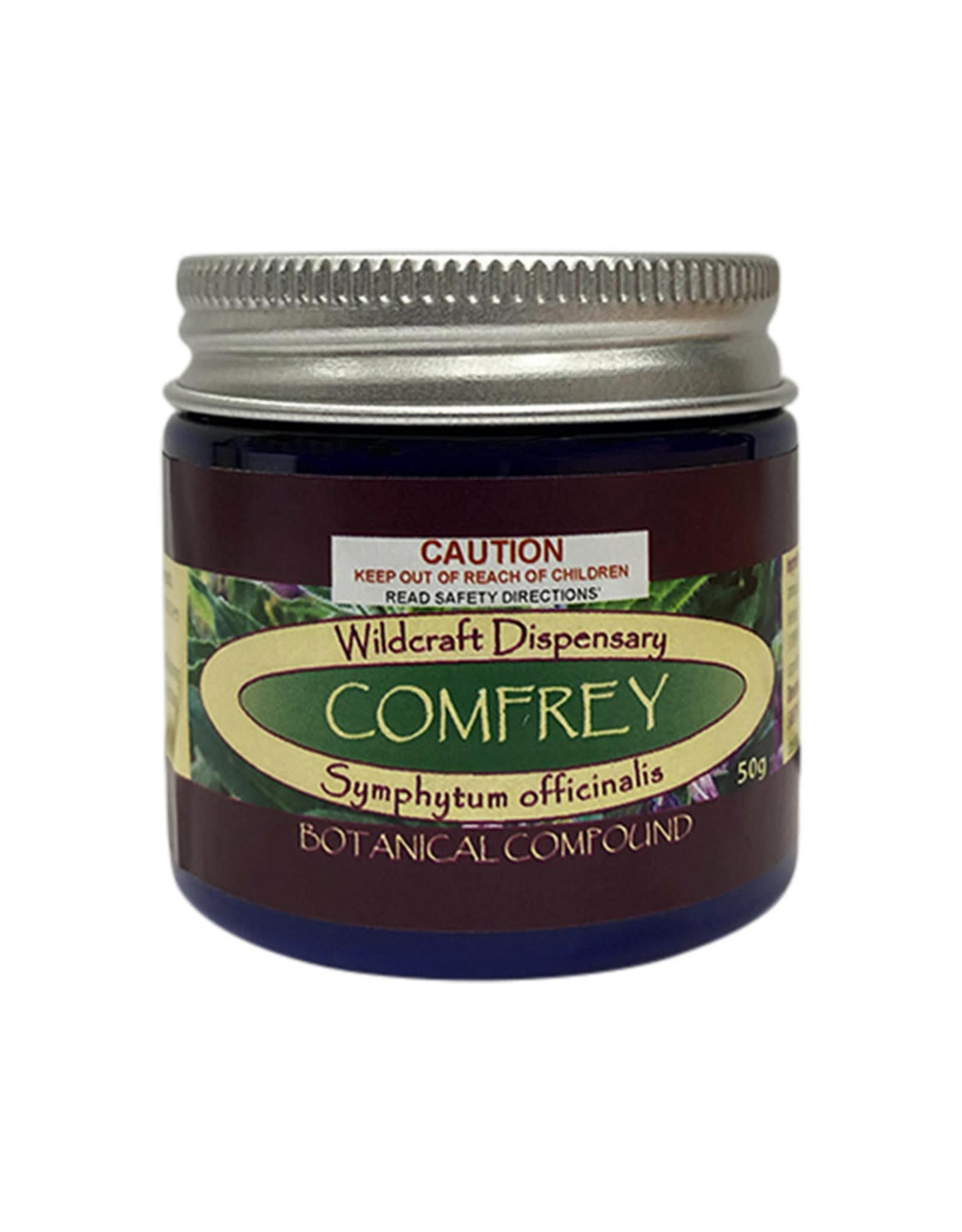 Wildcraft Dispensary Comfrey Natural Ointment 50g