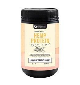 NutraOrganics Hemp Protein Creamy Vanilla 500g