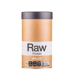 Amazonia Raw Protein Isolate Vanilla 500g