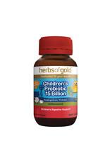 Herbs of Gold Children's Probiotic 15 Billion - 50g