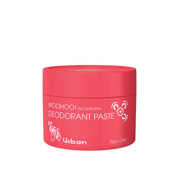 Happy Skincare Woohoo Deodorant Paste Urban 70g
