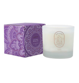 Distillery Fragrance House Soy Candle - Black Honey Nectar & Tea