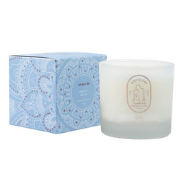 Distillery Fragrance House Soy Candle - Jasmine & Vanilla