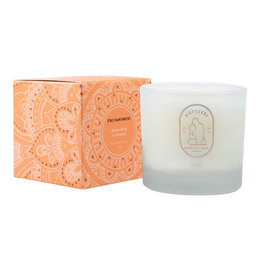 Distillery Fragrance House Soy Candle - Mango Wood & Saffron