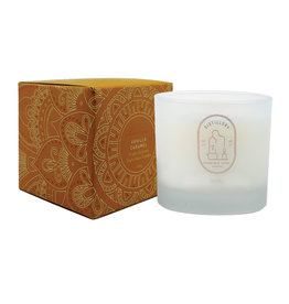 Distillery Fragrance House Soy Candle - Vanilla Caramel