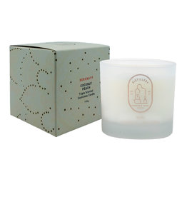 Distillery Fragrance House Soy Candle - Coconut Peach