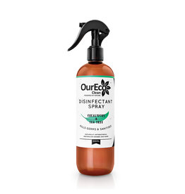 OurEco Disinfectant Spray Eucalyptus & Tea Tree 500ml