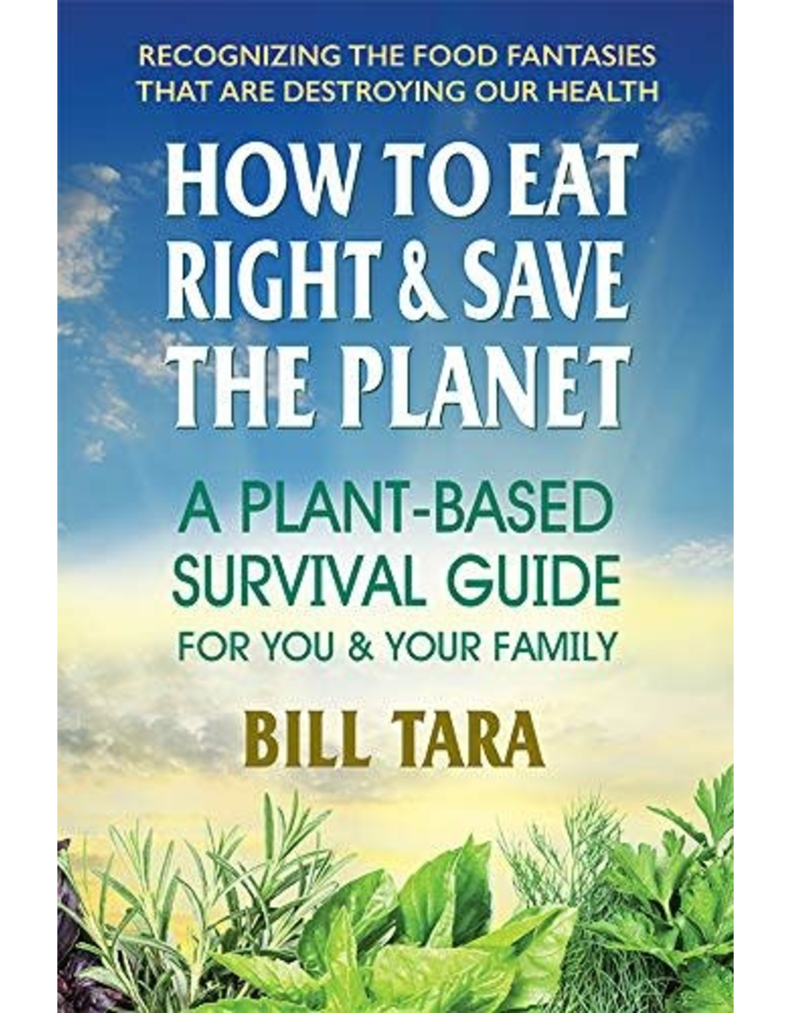 Brumby Sunstate How to Eat Right & Save the Planet