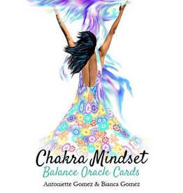 Books Chakra Mindset: Balance Oracle Cards