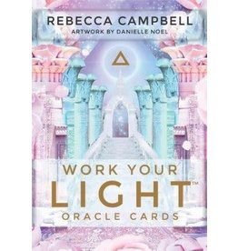 Phoenix Distribution Work Your Light Oracle Cards