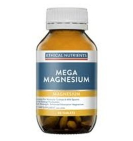 Metagenics Mega Magnesium Tablets