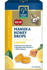 Manuka Health Manuka Lemon Lozenges 15s