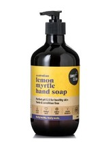 Simply Clean Lemon Myrtle Hand Soap 250ml