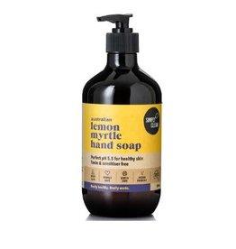 Simply Clean Lemon Myrtle Hand Soap 250ml