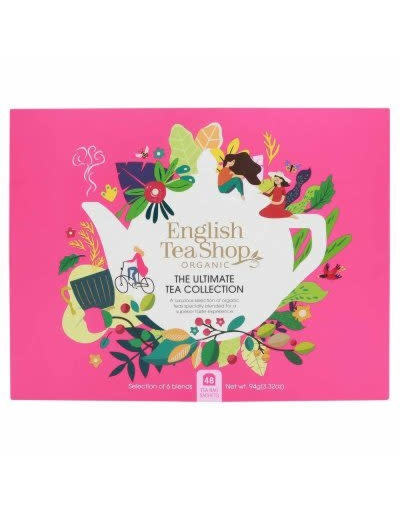 English Tea Shop The Ultimate Tea Collection - 48pk
