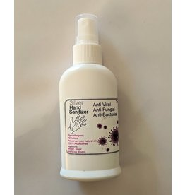 Silver Health Colloidal Silver Hand Sanitiser 125ml